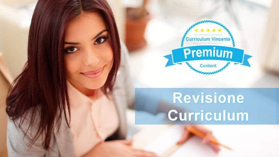 Analisi Curriculum Vitae Gratuita