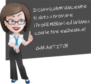 Curriculum Vincente Garantito