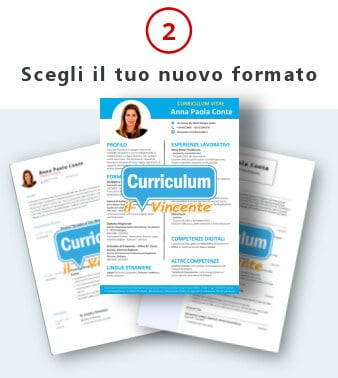 Revisione Curriculum 2