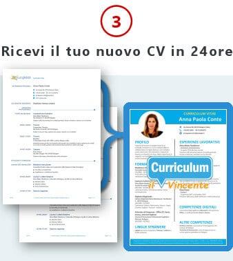 Revisione Curriculum 3
