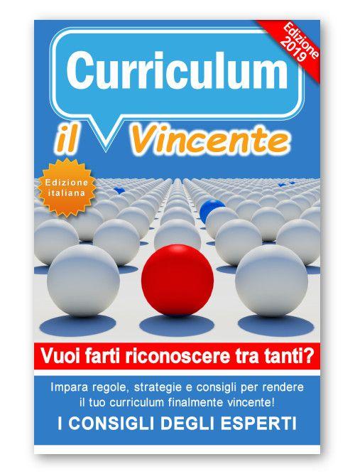 il Curriculum Vincente e-Book